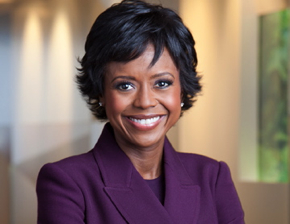 Mellody Hobson is leaning in.
