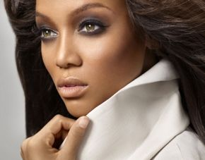 Tyra Banks is leaning in.