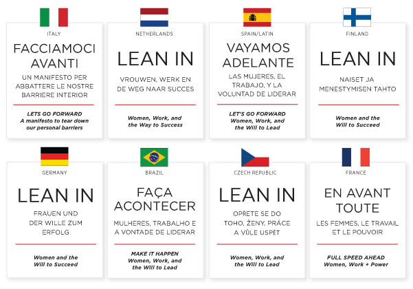 Lean In od different countries