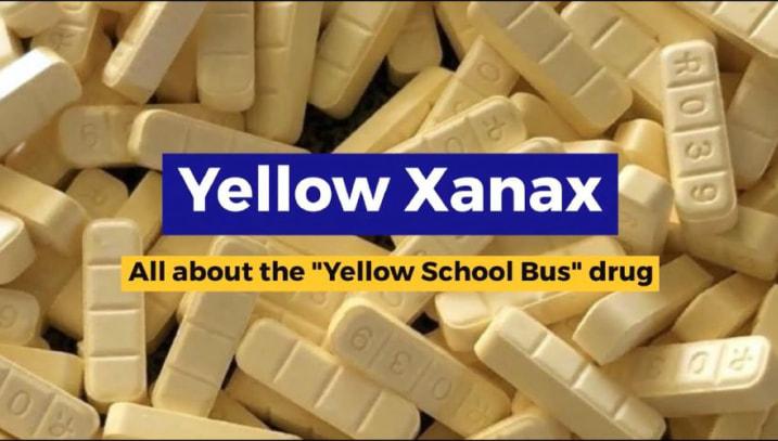 Yelllow Xanax