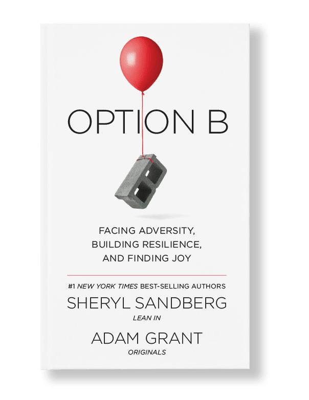 OptionB book cover