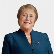 Photo of Michelle Bachelet