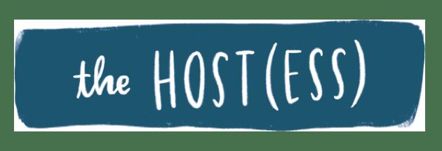 The host(ess)