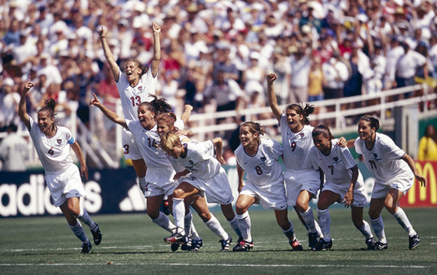 girl power advice from americas soccer pioneers lean in