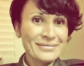 Gunnery Sergeant JoAnna Mendoza